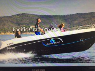 Pacific Craft 670 Open neuf