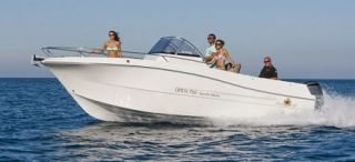 Bateau à Moteur Pacific Craft 750 Open neuf - EURO YACHTING