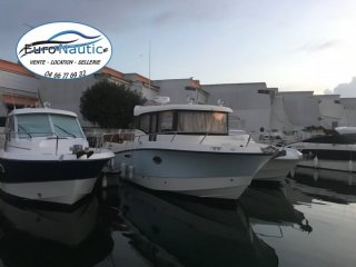 Quicksilver Captur 905 Pilothouse occasion