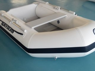Bateau Pneumatique / Semi-Rigide Quicksilver 240 Tendy Air Floor neuf - LTA DISTRIBUTION