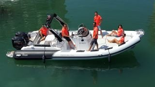 Bateau Pneumatique / Semi-Rigide Ranieri Cayman 28 Sport Touring occasion - ALLIANCE SGB YACHT