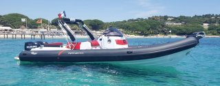 Bateau Pneumatique / Semi-Rigide Ranieri Cayman 31 Sport  Touring occasion - ALLIANCE SGB YACHT