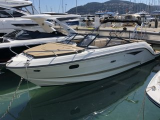 Sea Ray 250 SSE neuf