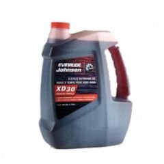 Huile moteur EVINRUDE XD 30 TCW3 4 litres occasion