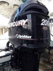 Mercury 200 optimax occasion