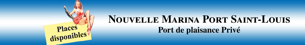 NOUVELLE MARINA PORT SAINT LOUIS