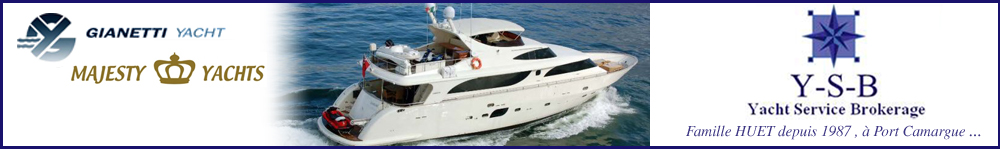 YACHT SERVICE BROKERAGE